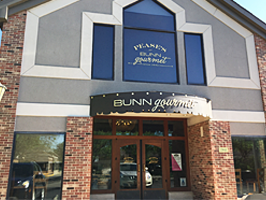Pease's at Bunn Gourmet